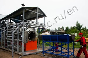 Pyrolysis Technologies – Thermal Decomposition Plant
