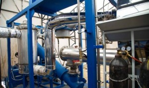 UTD-2 commissioning at Vyngapurovskoye oil-gas field