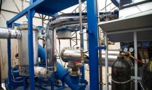 TDP-2 commissioning at Vyngapurovskoye oil-gas field