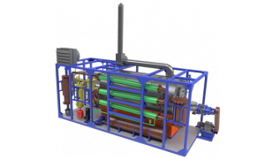 Continuous Thermal Decomposition Plant (UTD-2-200)
