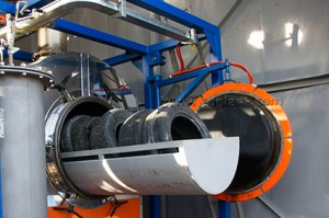 Pyrolysis of tyres. Five facts about rubber processing
