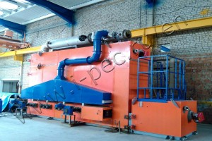 Pipe Thermal Cleaning Plant