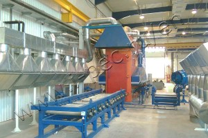 Pipe Thermal Cleaning Plant (TCP)