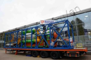 Oil sludge processing equipment