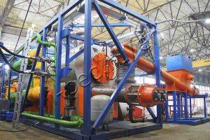 TDP-2-200M pyrolysis plant