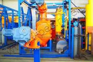 Oil Sludge Processing Plant
