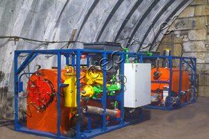 Pyrolysis plant TDP-1