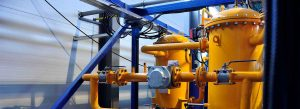 Continuous Thermal Decomposition Plant (TDP-2-800)