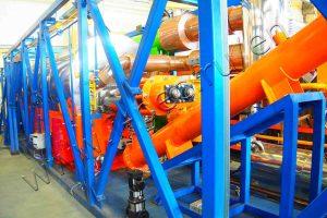 TDP-2-200 for oil sludge pyrolysis