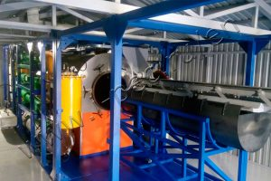 Used Tire Pyrolysis Plant