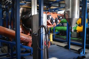 Highly Watered Drilling Cuttings Treatment