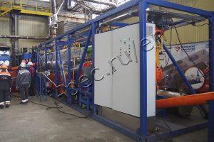 Plastic processing unit TDP-2