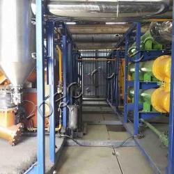 Drill waste pyrolysis plant TDP-2-2000