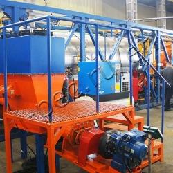Pyrolysis plant TDP-2-200