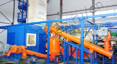 Tire processing machine TDP