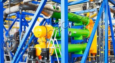 Drilling waste pyrolysis plant TDP