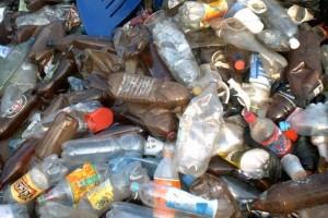 Отходы пластмасс и пластика