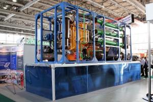 Установка для переработки отходов УТД-2-200