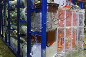 Отгрузка установки пиролиза УТД-1 в Калининградскую область