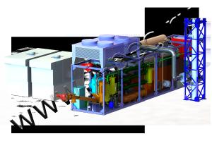Установка термической деструкции (УТД-2-500)
