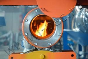Установка пиролиза отходов резины (РТИ)