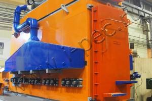 Оборудование для эффективной очистки металла от лакокрасочных изделий
