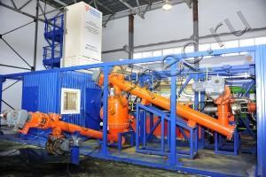 Оборудование для переработки отходов РТИ