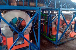 УТД-2-200М для утилизации резервуарных нефтешламов