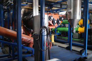 УТД-2 для утилизации высокообводненного шлама