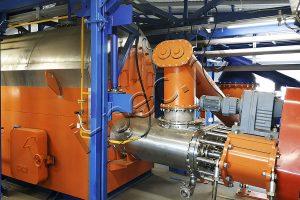 Установка переработки нефтезагрязненных грунтов УТД-2-800