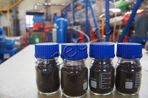 Безопасный сухой остаток - продукт утилизации