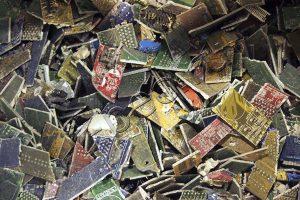 Печатные платы. Переработка и утилизация на УТД-2