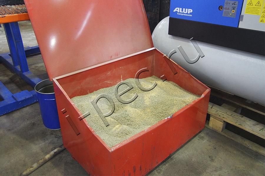 Пластиковые отходы для переработки на УТД-2