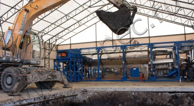 Эксплуатация УТД-2-800 на АО «Газпромнефть-Ноябрьскнефтегаз»