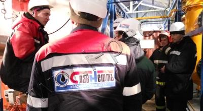 Комплекс утилизации нефтяных отходов УТД-2-800