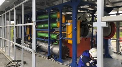 Оборудование для переработки отходов, УТД-1-1000