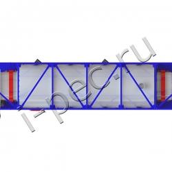 Оборудование утилизации отходов пластика УТД-2-1000