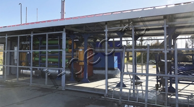 Оборудование для утилизации отходов, УТД-1-1000