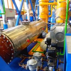 Пиролиз отходов УТД-2-800