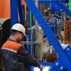 Установка утилизации нефтешламов УТД-2-800