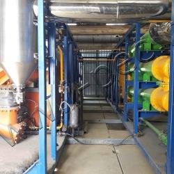 Установка утилизации нефтяных отходов УТД-2-800 (2000)