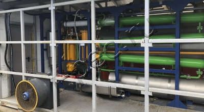 Установка утилизации отходов, УТД-1-1000
