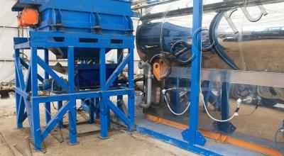 Установка утилизации нефтешламов для АО «Газпромнефть-Ноябрьскнефтегаз»
