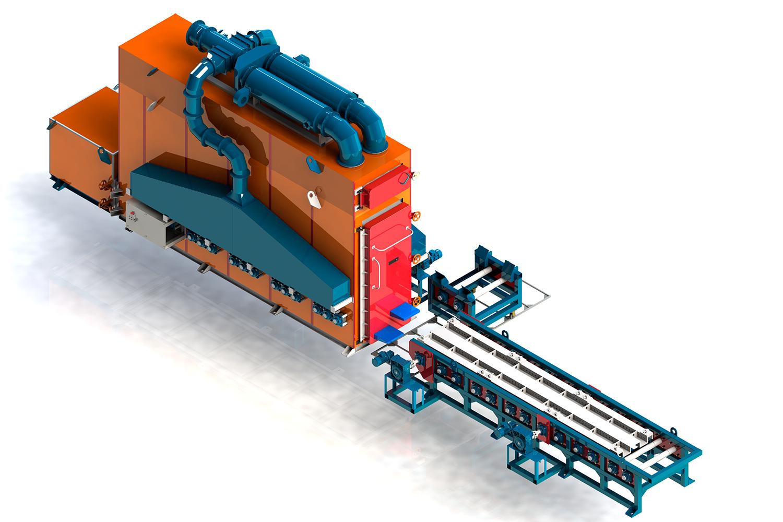 Установка термической очистки (УТО)