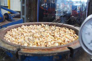Отходы ореховой скорлупы на переработку